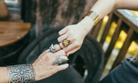 Up on the Mountain | A Topanga Visit with Alkemie Jewelry