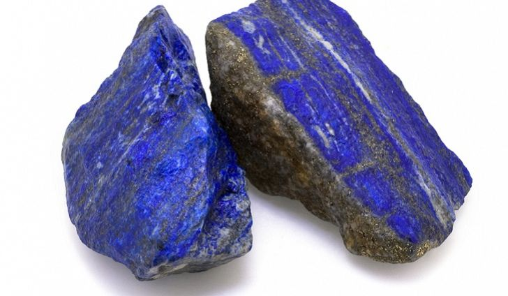 Rockin' Out | June is for Lapis Lazuli