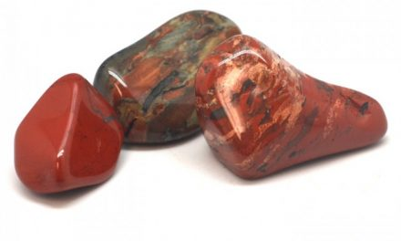 Rockin' Out | July is for Red Jasper