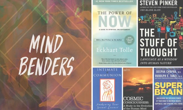 Mind Benders | Some Favorite Books About the Cerebral Space