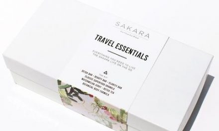 Ready, Set, Jet, Nourish | Travel Essentials with Sakara Life