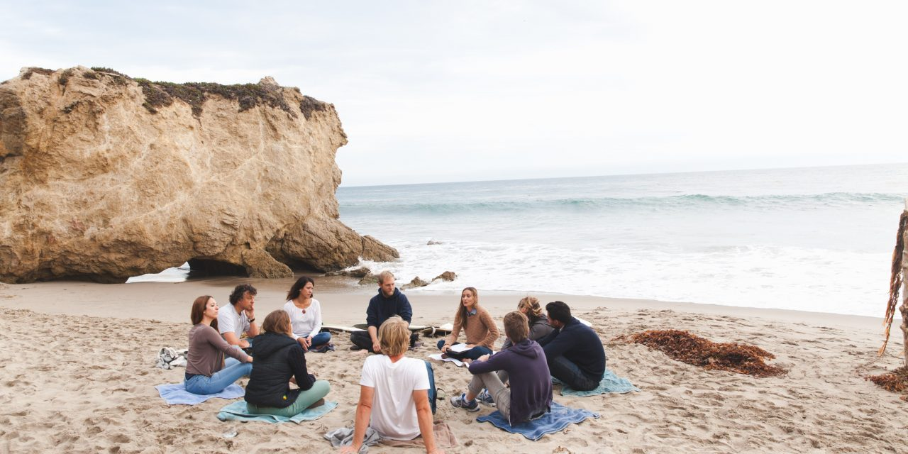 Saltwater Sessions   Surfing Into Recovery