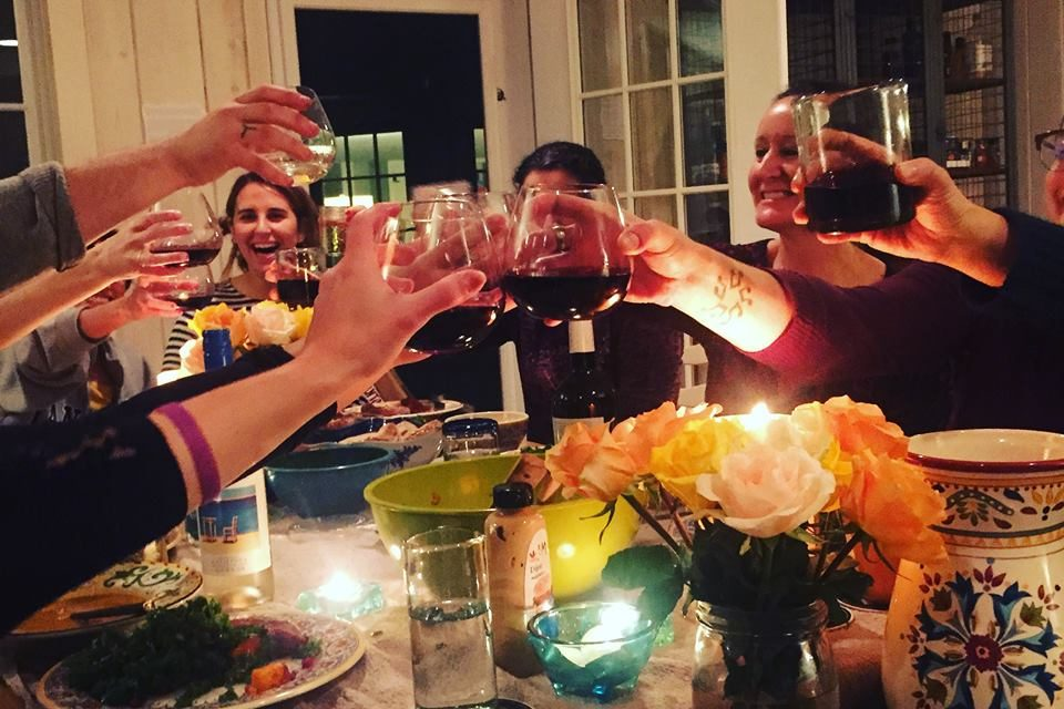 "Life After Loss | One ""Dinner Party"" At a Time"