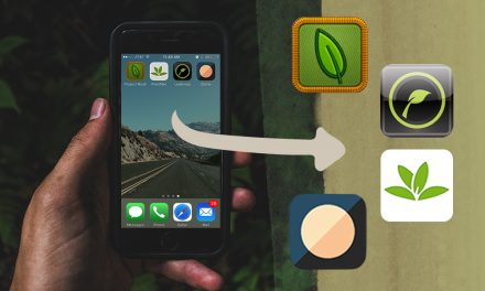 Nature At Your Fingertips | A Few Of Our Favorite Green Apps