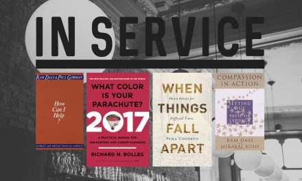 In Service? | 4 Books to Help You on Your Path