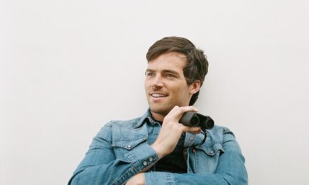 A Walk in the Park with Ian Harding | Balancing the Natural World and Hollywood