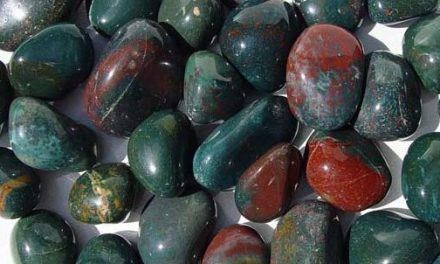 Crystal Clearing | Bloodstone