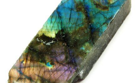 Crystal Clearing | Labradorite