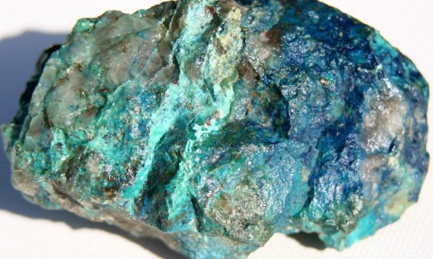Crystal Clearing | Chrysocolla