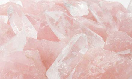 Crystal Clearing   Rose Quartz