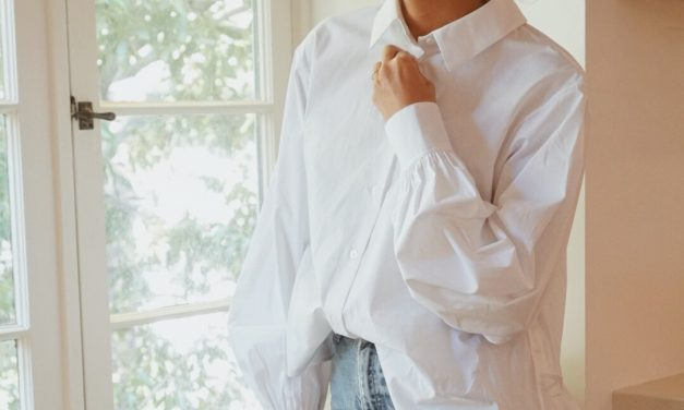 Mind Your Grammar: Your New Favorite Sustainable Button-ups