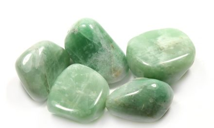 Crystal Clearing | Green Moonstone