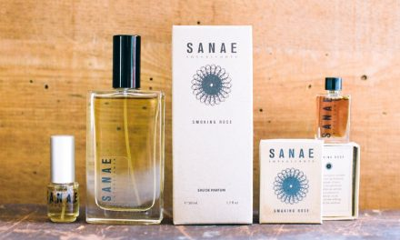 Become Intoxicated | Meet Perfumer Sanae Barber