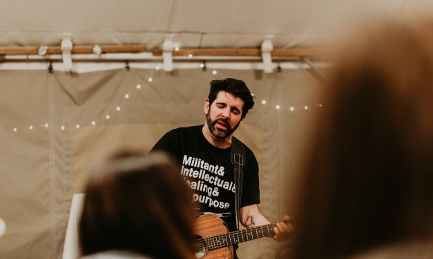 Jonah Matranga: The Artist Alone, Rewinding