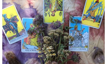 Monthly Channeled Forecast | August is for Showing Up